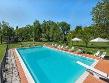 Radda in Chianti - Ferienwohnung Villa Vescine (RDD190)