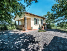 Radda in Chianti - Vacation House Caiano (RDD120)