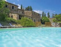 Radda in Chianti - Vakantiehuis Le Bonatte