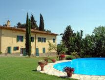 Ginestra Fiorentina - Ferienwohnung Archetto