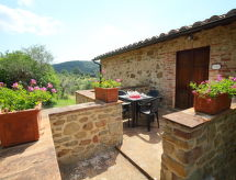 Monte San Savino - Apartment Fienile