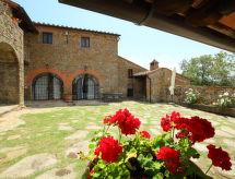 Monte San Savino - Vakantiehuis Le Tornaie