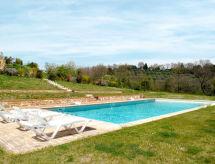 Rapolano Terme - Vakantiehuis Le Cardete (RPT150)