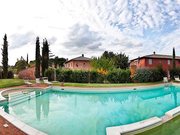 met je hond naar dit vakantiehuis in Montepulciano