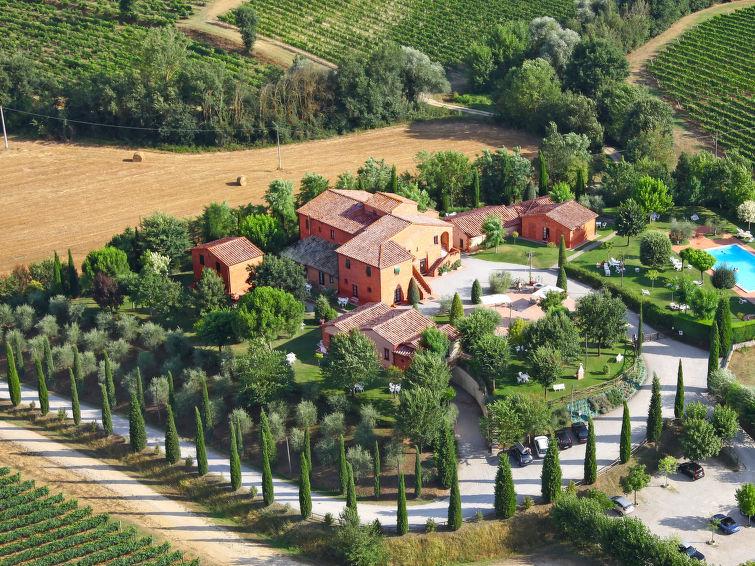Ferienwohnung Montepulciano