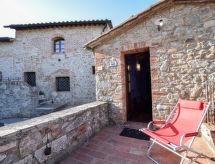 Castiglione d'Orcia - Vakantiehuis Casa Val d'Orcia