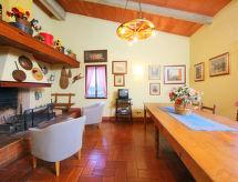Terranuova Bracciolini - Ferienhaus Campolacconi