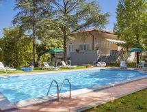 Castiglioncello - Dom wakacyjny Barbara