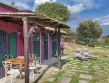Castiglioncello - Dom wakacyjny Insula