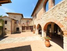 Serre di Rapolano - Lägenheter Casale Ischieto