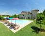 9. zdjęcie terenu zewnętrznego - Apartamenty Casale Ischieto, Serre di Rapolano