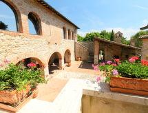 Serre di Rapolano - Apartment Casale Ischieto