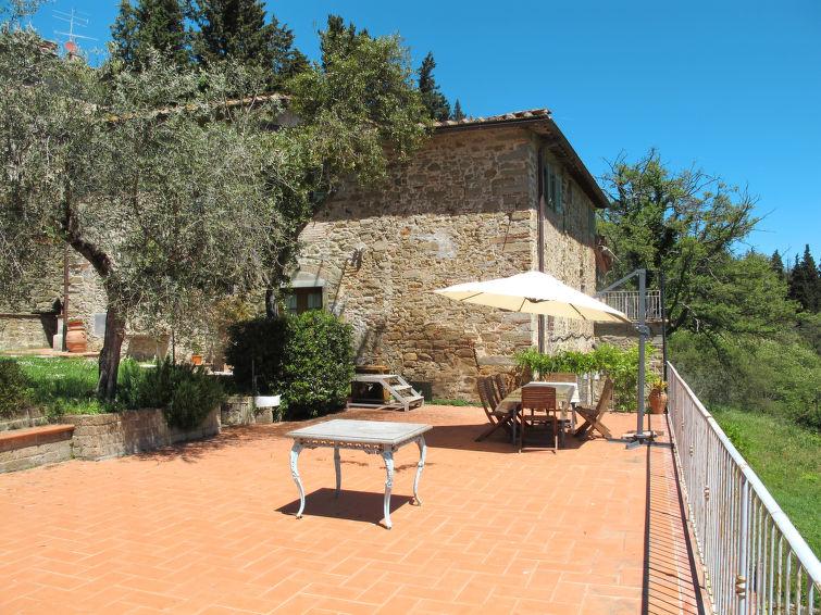 met je hond naar dit vakantiehuis in San Polo in Chianti