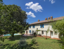 Riparbella - Vacation House Podere le Valli