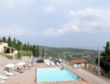 Riparbella - Appartement Ferienanlage Poggio di Nocola (RIP131)