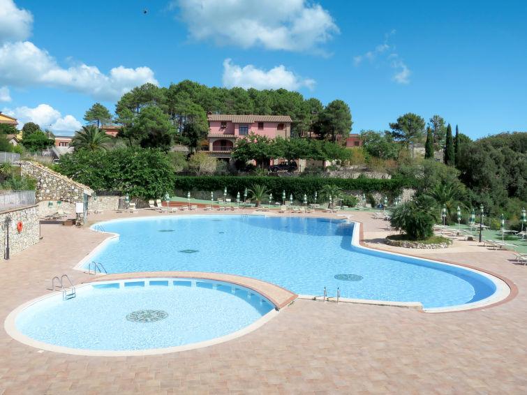 Rekreační apartmán Borgo San Pecoraio (RIP333)