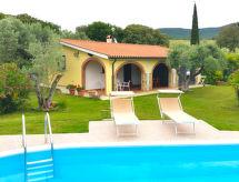 Bibbona - Vacation House Bouganville