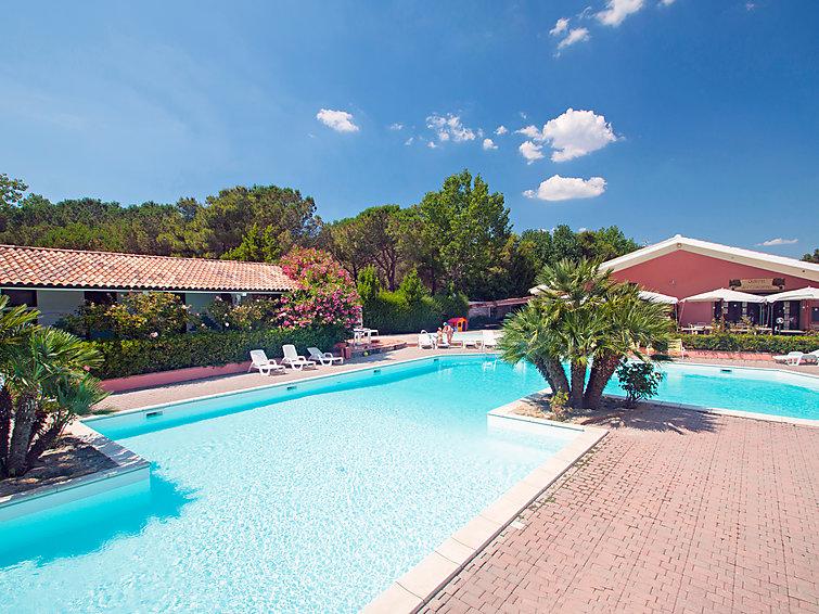 Gineprino Holiday resort in Marina di Bibbona