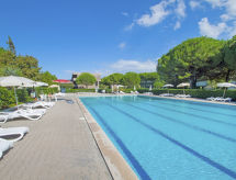 Marina di Bibbona - Ferienwohnung Residence D