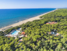 Marina di Castagneto - Vakantiehuis Paradù Resort