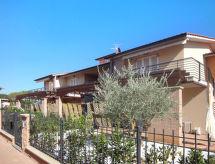 Marina di Castagneto - Ferienwohnung App. zona Palme o Modena (CAS131)
