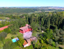 Ghizzano - Dom wakacyjny Casale Toscano