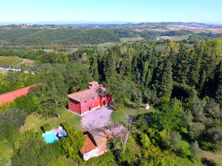Casa di vacanze Casale Toscano con camino und parcheggio