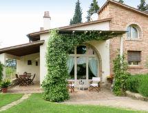 Montopoli in Valdarno - Vakantiehuis Rustico La Casina (MNT340)