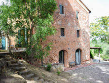 Pontedera - Vakantiehuis Casa nel borgo