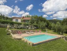 Roccastrada - Maison de vacances Casa la Selvolina