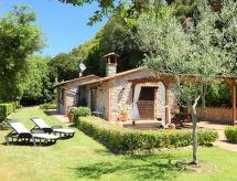 Roccastrada - Vakantiehuis Poggiolo