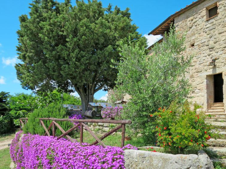 Ferienwohnung Castello di Civitella (ROC201)