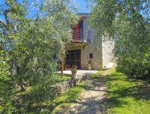 Roccastrada - Vakantiehuis Montecalvo