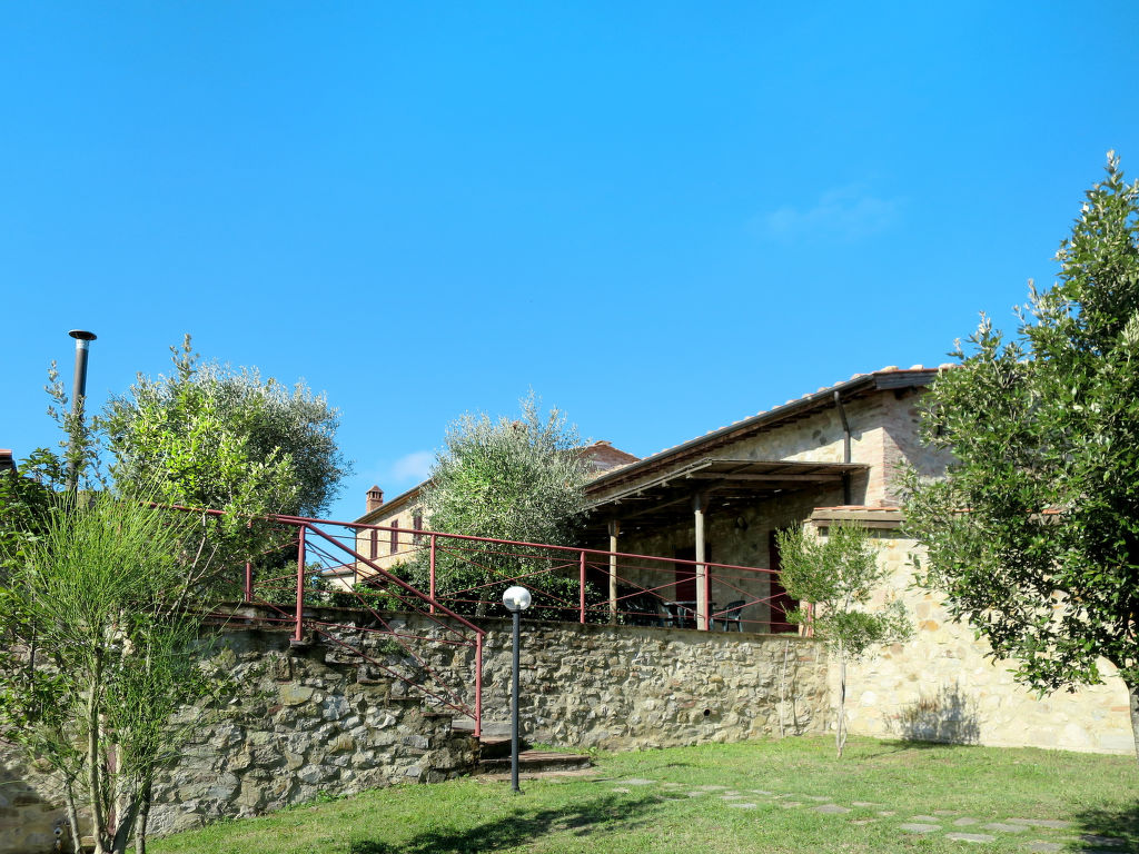 Ferienhaus Il Santo (PRI140) Bauernhof