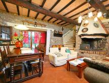 Monticiano - Ferienhaus Il Casale