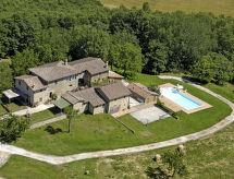 Chiusdino - Casa de vacaciones Solitario