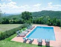 San Giustino - Vakantiehuis Agriturismo Poggio a Ronco (SGS140)