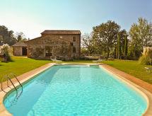 Sarteano - Maison de vacances La Casa del Conte