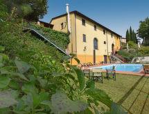 Il Borgo med mikrobølgeovn og hage