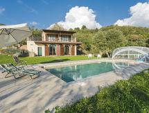 Sassofortino - Ferienhaus Villa la Vena