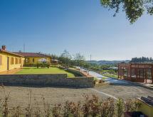 Colle del Sole mit Parkplatz und Fernseher