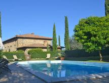 Castel del Piano - Maison de vacances Montecucco Winery