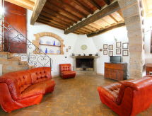 Castel del Piano - Ferienhaus Podere dei Venti