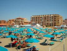 Mediterraneo erkéllyel és parkolóval