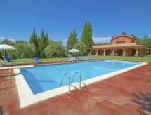 Pitigliano - Maison de vacances Villa Rosa