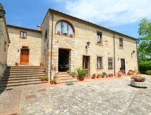 Monteriggioni - Casa de vacaciones Rocca dei Monaci