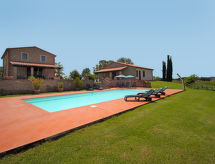 Manciano - Holiday House Poggio Campana