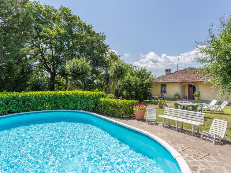 Casa de vacaciones I Pioppi