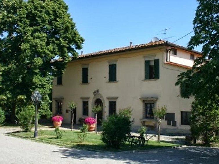 Ferie hjem Villa Gayo til tennis og med hegn