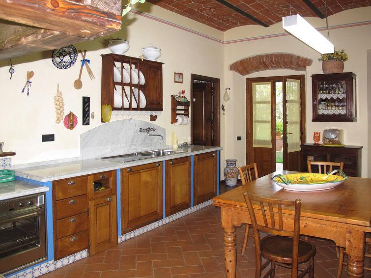 Bensa (MLU160) - Chalet - Montelupo Fiorentino